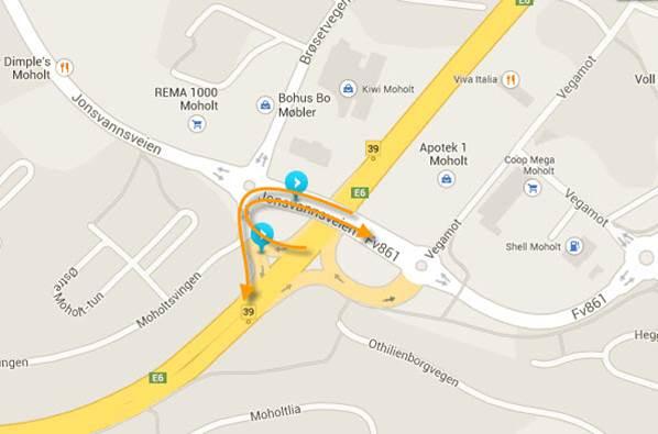 kart over bomstasjoner i trondheim Takster/Regler | Miljøpakken Trondheim | Trøndelag Bomveiselskap kart over bomstasjoner i trondheim